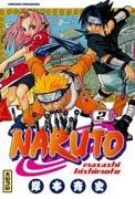 Naruto tome 2