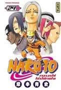 Naruto tome 24